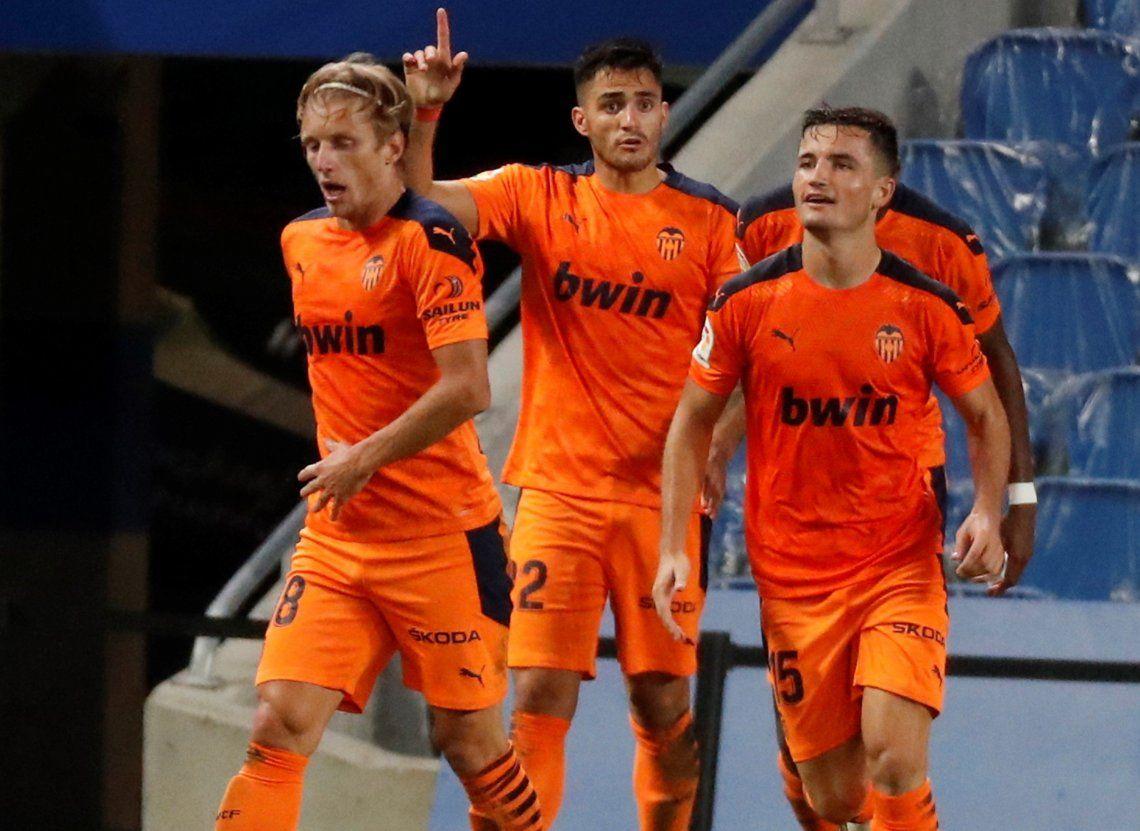Getafe y Valencia, ¡Hola, punteros!