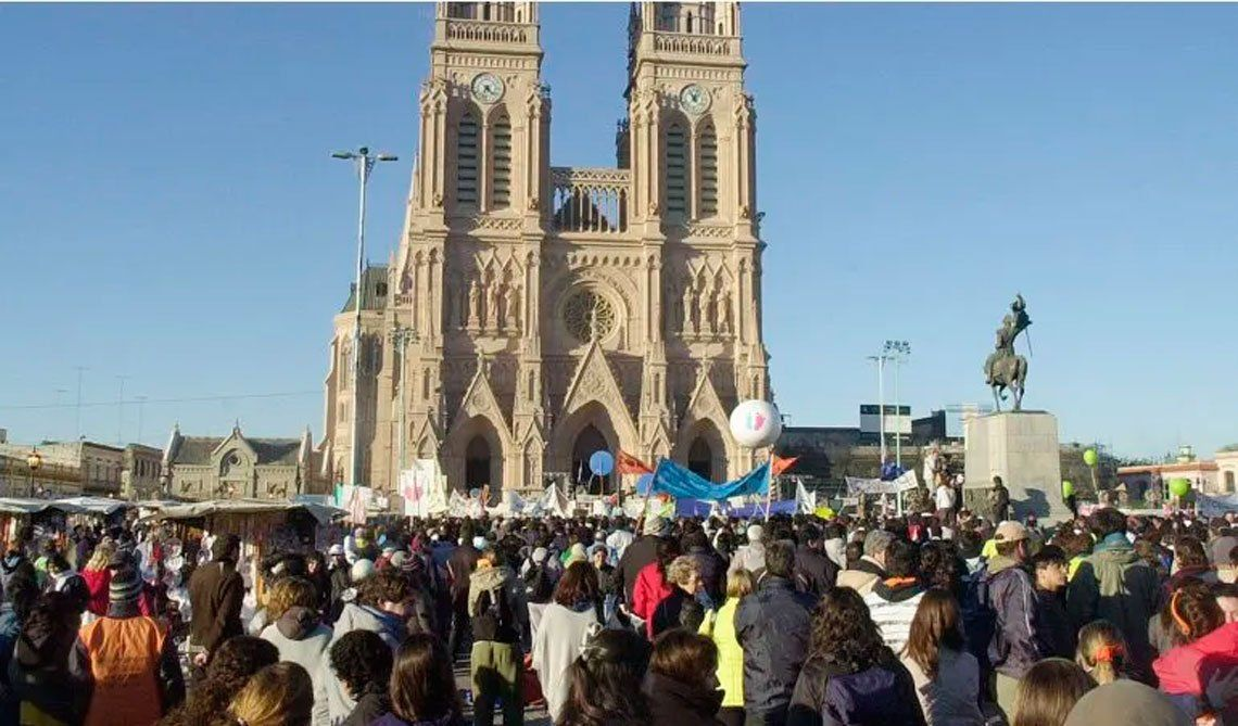 Peregrinación a Luján virtual: cómo será una de las fechas más importantes para el catolicismo durante el aislamiento