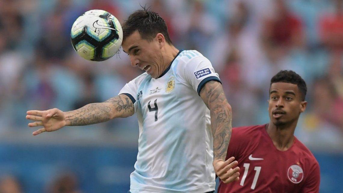 Selección nacional: Saravia se lesionó la rodilla y es la segunda baja