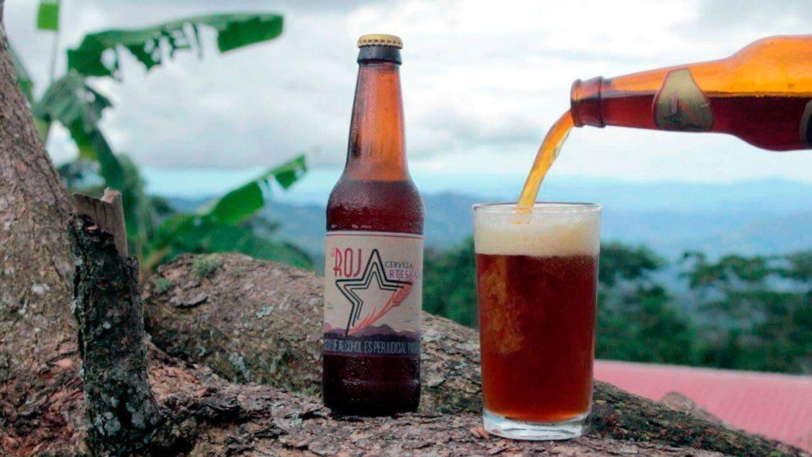 Ex guerrilleros colombianos lanzaron una cerveza que sabe a paz