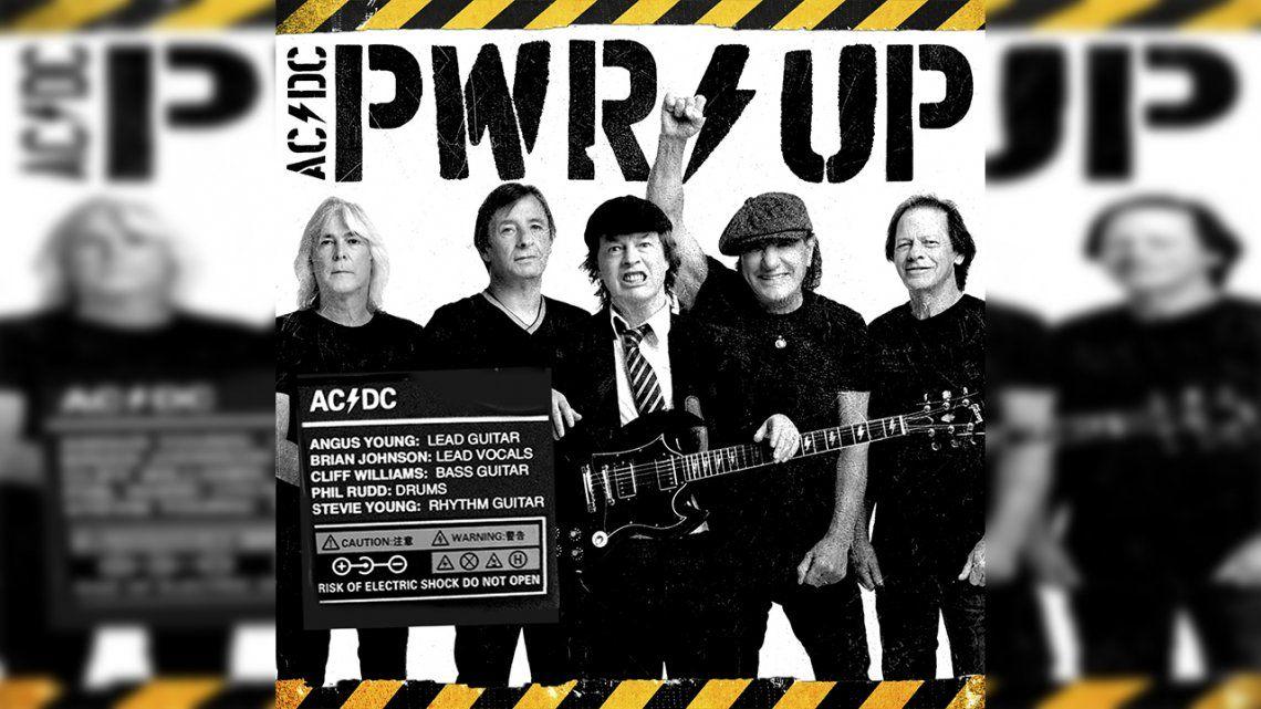 AC/DC confirmó los regresos de Brian Jhonson y Phil Rudd