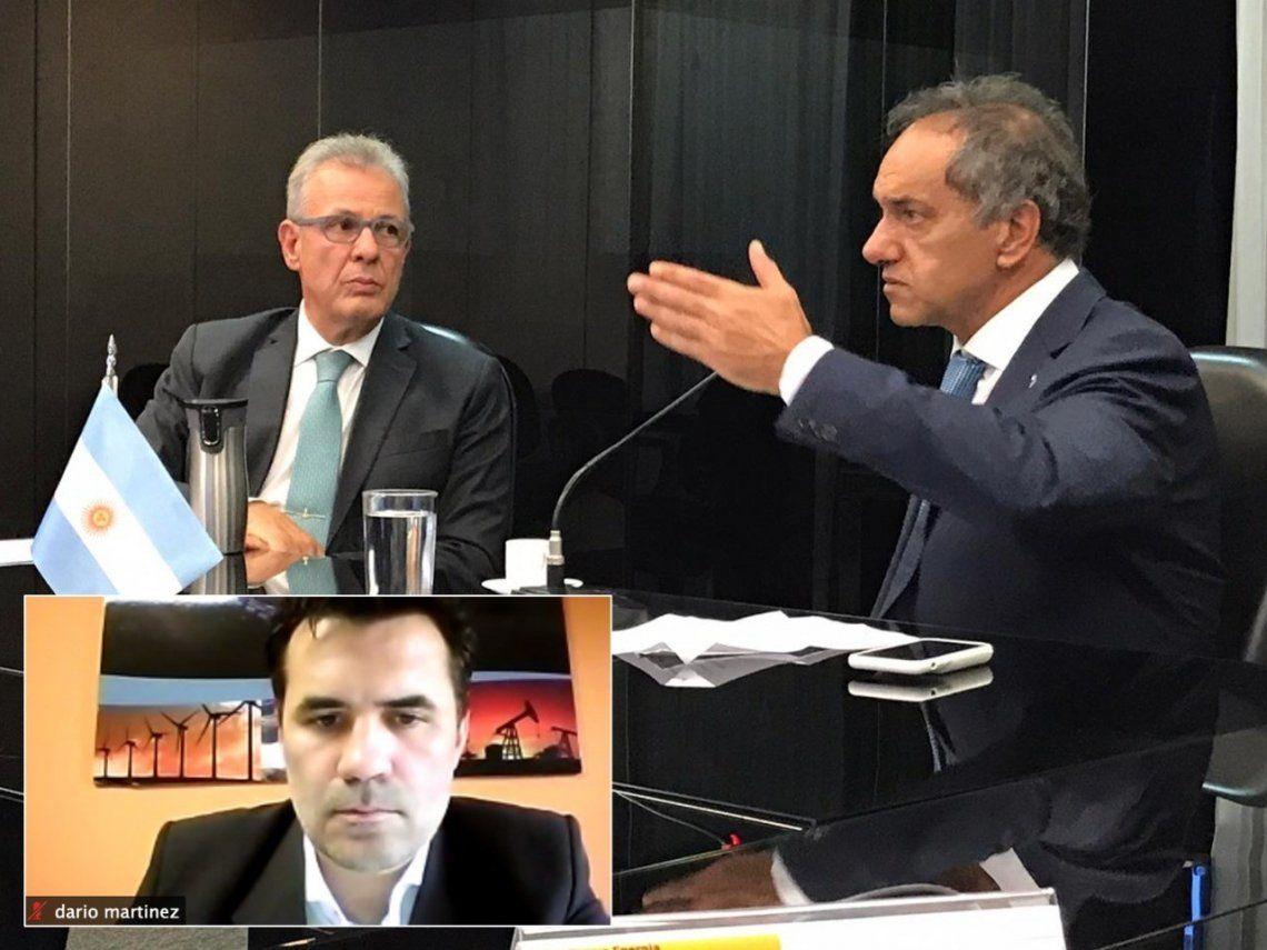 Scioli anunció avances en la relación entre Brasil y Argentina y posible cumbre Fernández-Bolsonaro