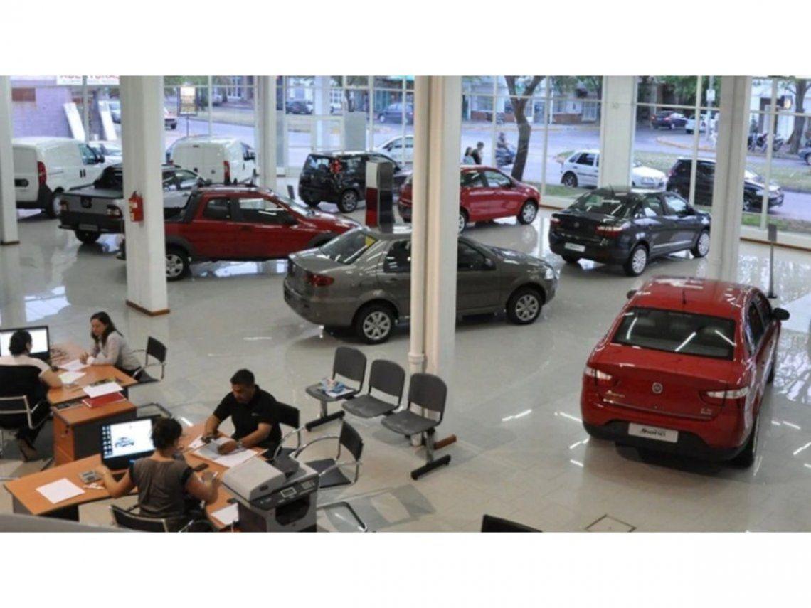 Los patentamientos de autos crecieron 13,3%  en septiembre respecto de agosto