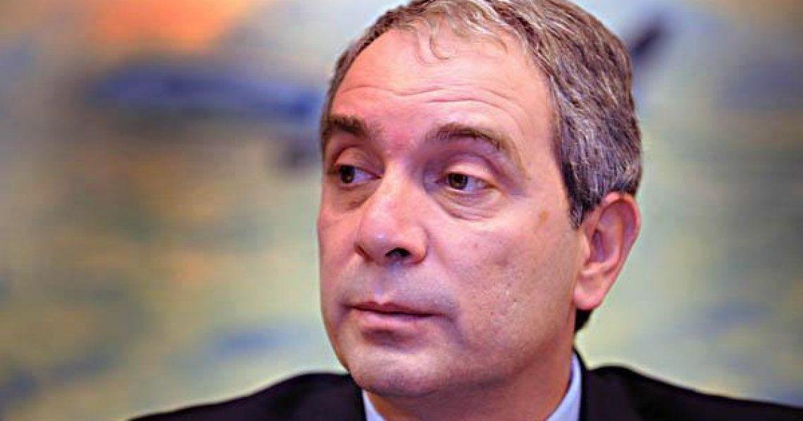 Julio Alak, ministro de Justicia y responsable del Servicio Penitenciario Bonaerense