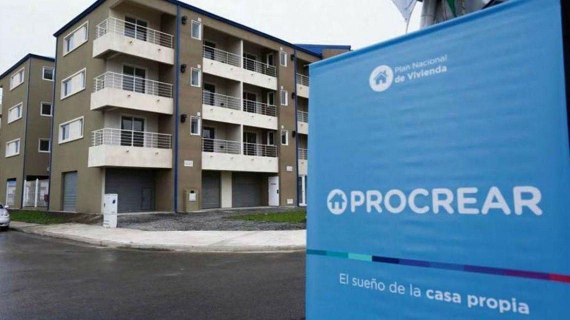 Procrear sorteó más de 37 mil créditos personales para mejoramientos de vivienda