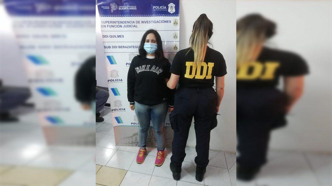 Berazategui: policía que dijo que su novio se había suicidado fue detenida por homicidio