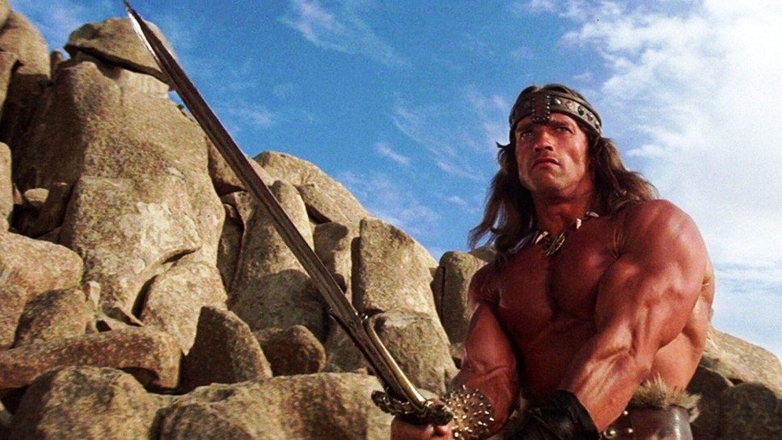 Conan el Bárbaro, la nueva apuesta desarrollada por Netflix