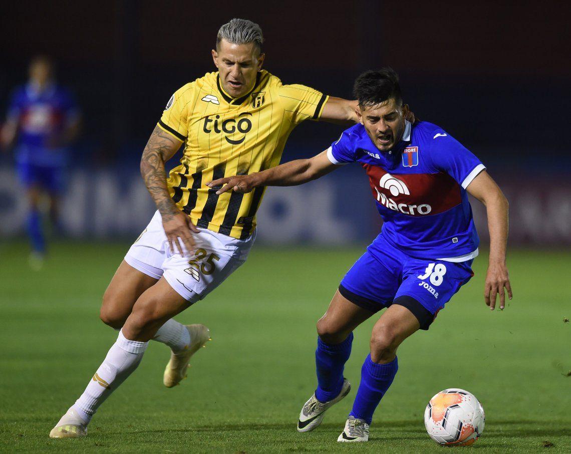 Tigre, nueva derrota (3 a 1) y ya casi se queda sin Sudamericana