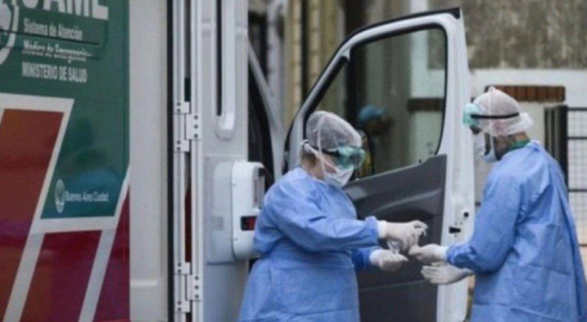Un promedio de 13.052 casos diarios de coronavirus en los últimos 7 días