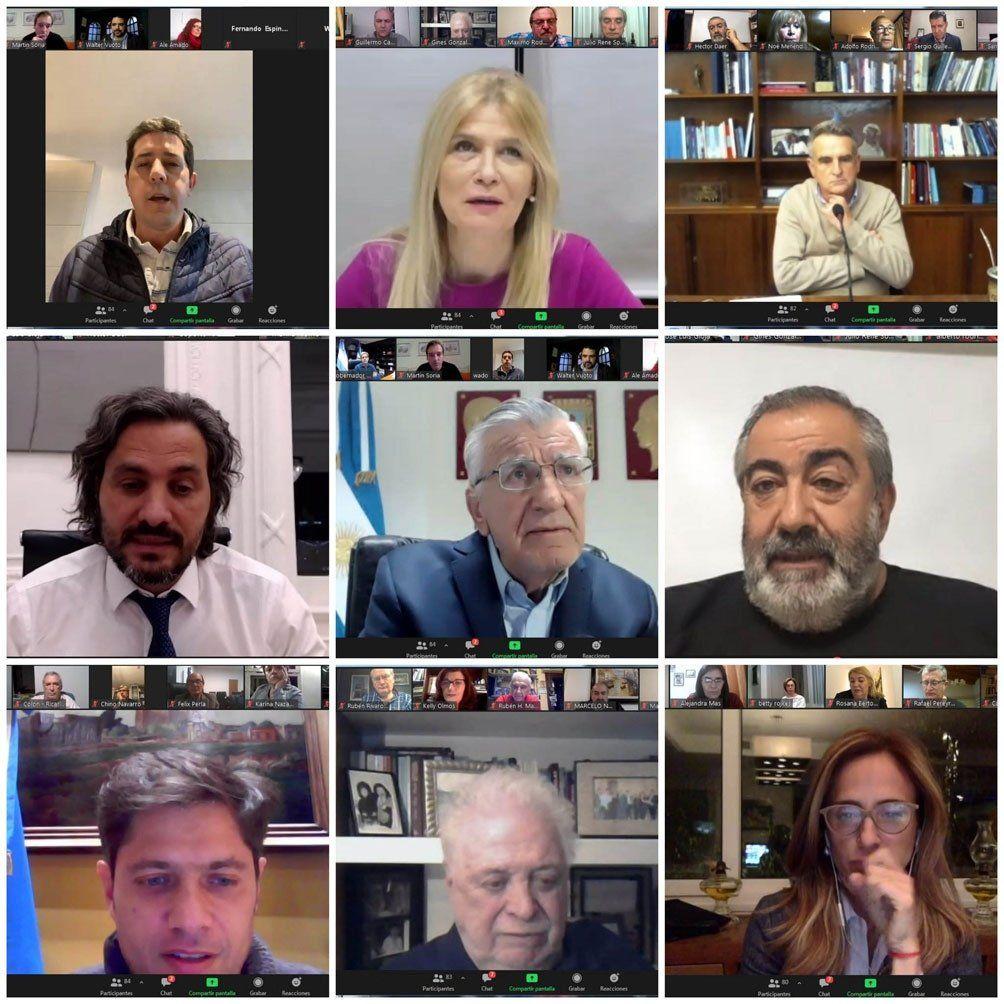 El PJ confirmó que su nuevo presidente será Alberto Fernández y convocó a celebrar el 17 de Octubre en redes