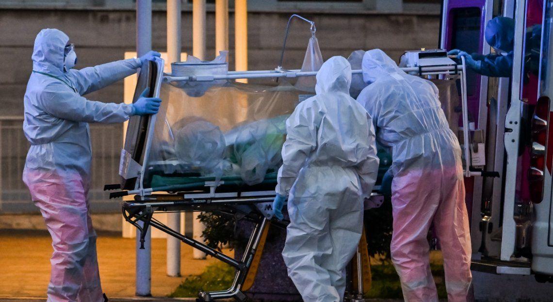 Informan 197 muertes por coronavirus en el país y 11.129 nuevos casos