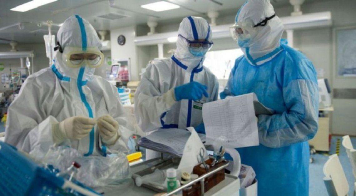 Otras 223 personas murieron y 7.668 fueron diagnosticadas con coronavirus en el país
