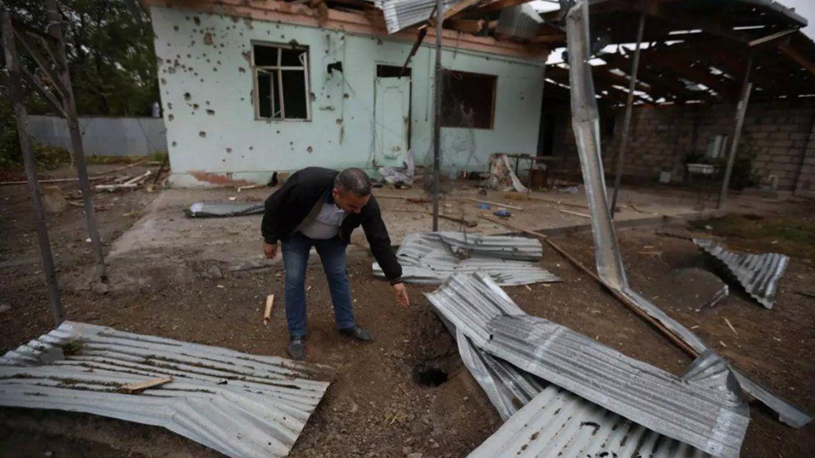 Recrudece el conflicto entre Armenia y Azerbaiyán