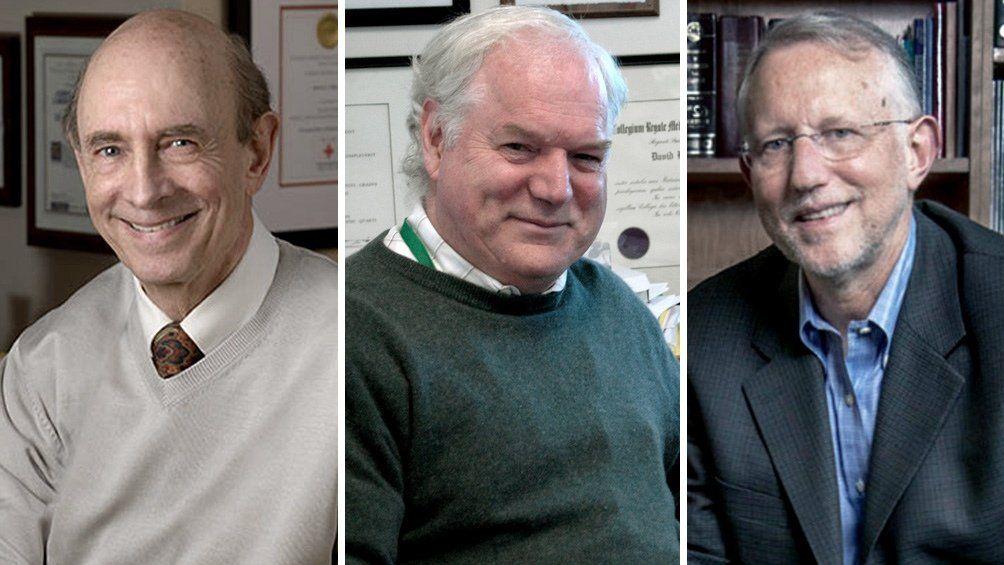 Los ganadores del Premio Nobel de Medicina: Harvey J. Alter