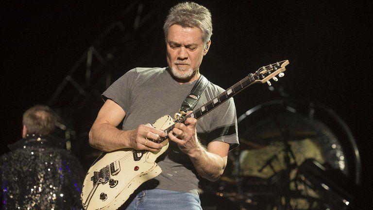 Falleció el legendario guitarrista Eddie Van Halen