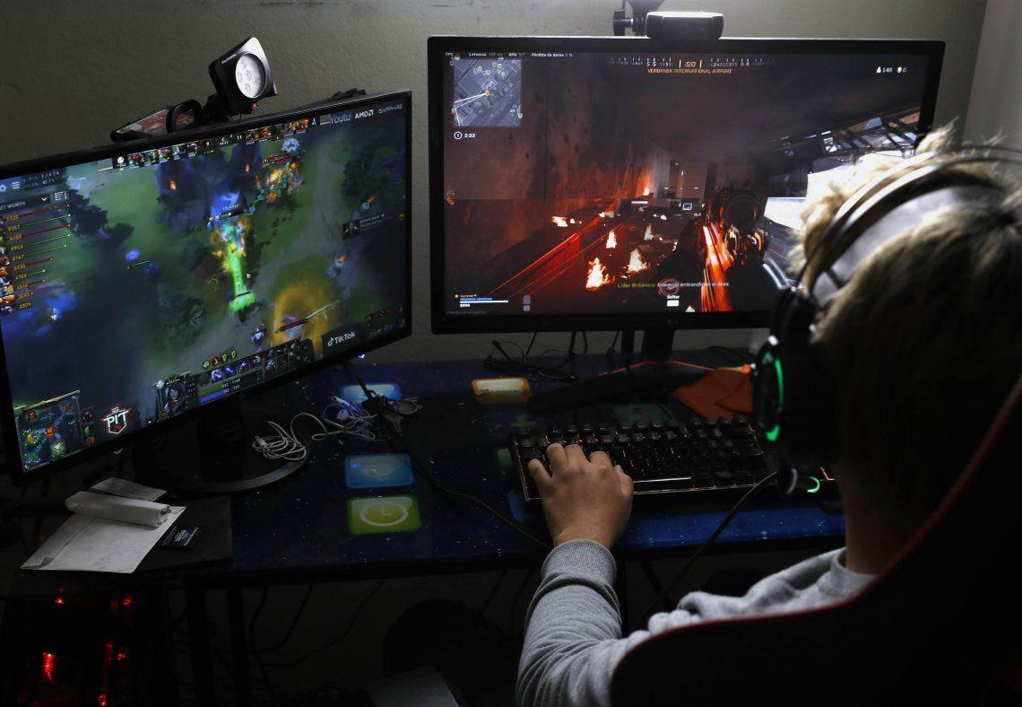 Los videojuegos en la nube llegan a la Argentina