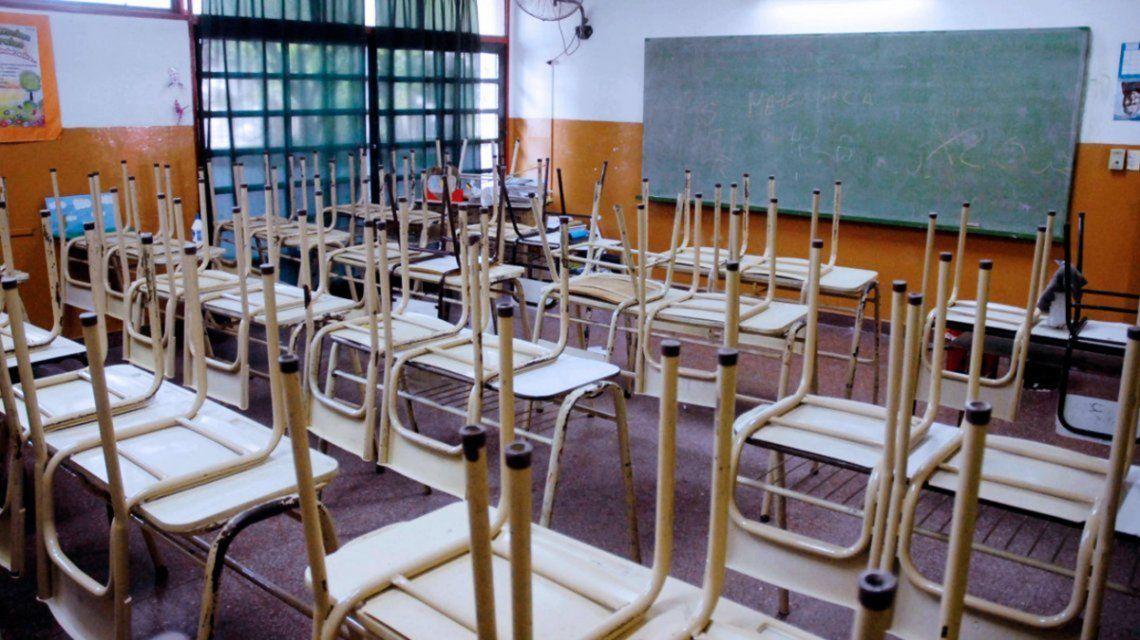 Coronavirus: gremios docentes porteños se oponen al regreso de las clases presenciales