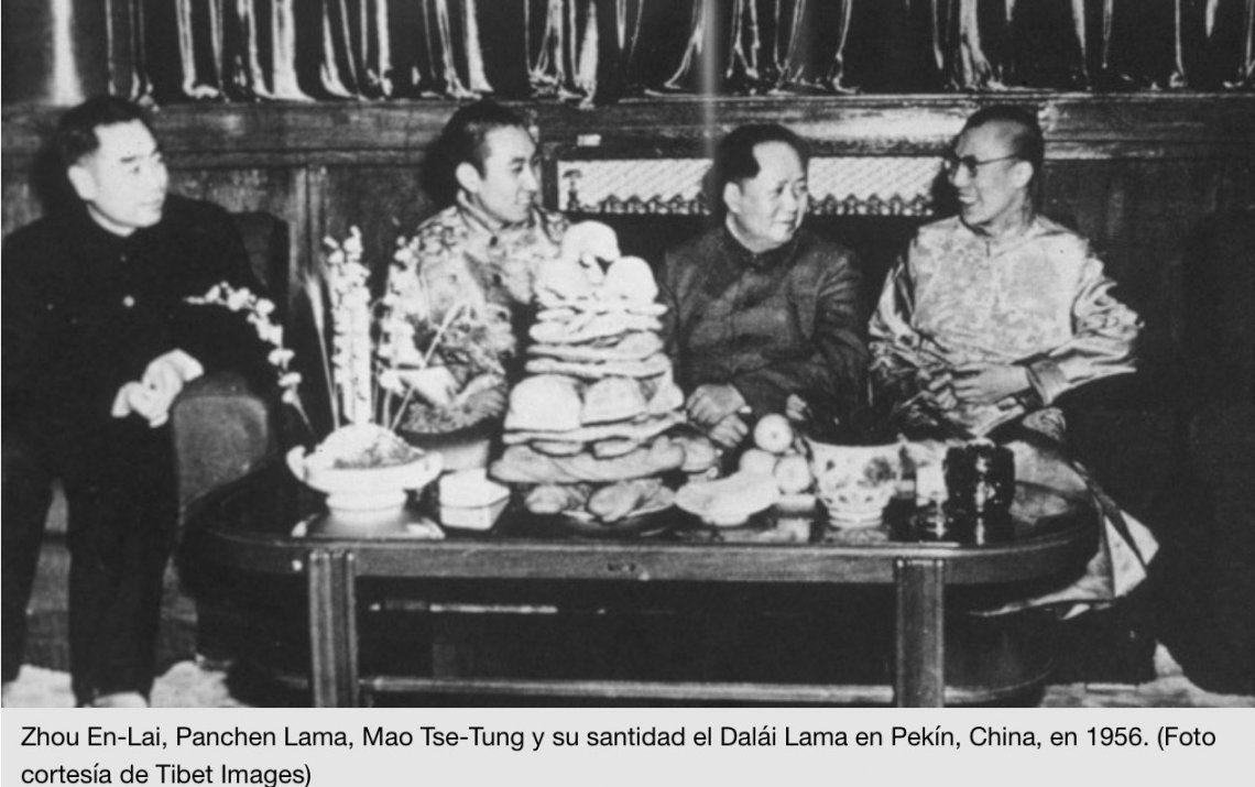 Se cumplen 70 años de la invasión de China al Tíbet