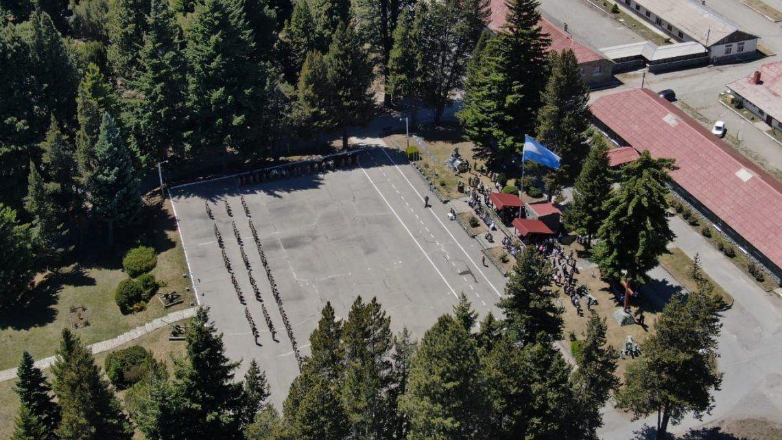 S.C.de Bariloche (Rio Negro) - Escuela Militar de Montaña del Ejército Argentino