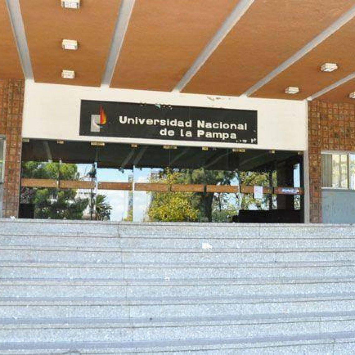 La Universidad de La Pampa sin alumnos por la pandemia de coronavirus