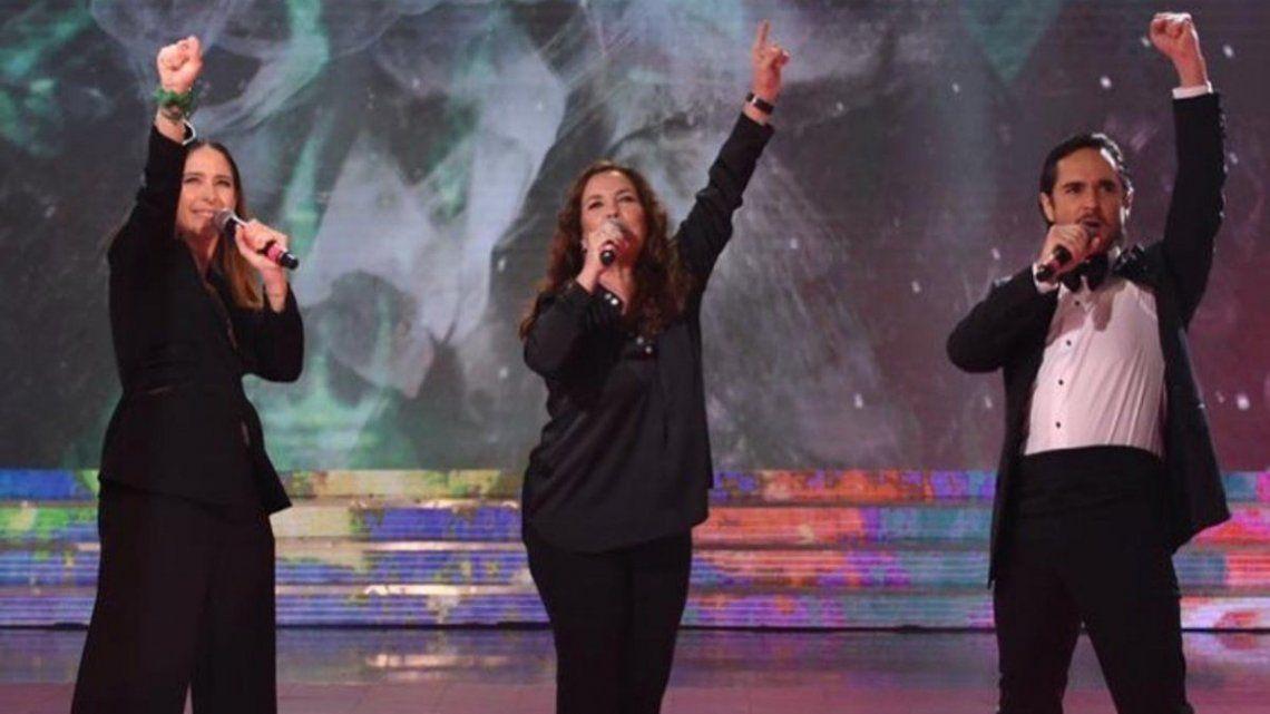 Sandra Mihanovich pasó por el Cantando 2020 y deslumbró