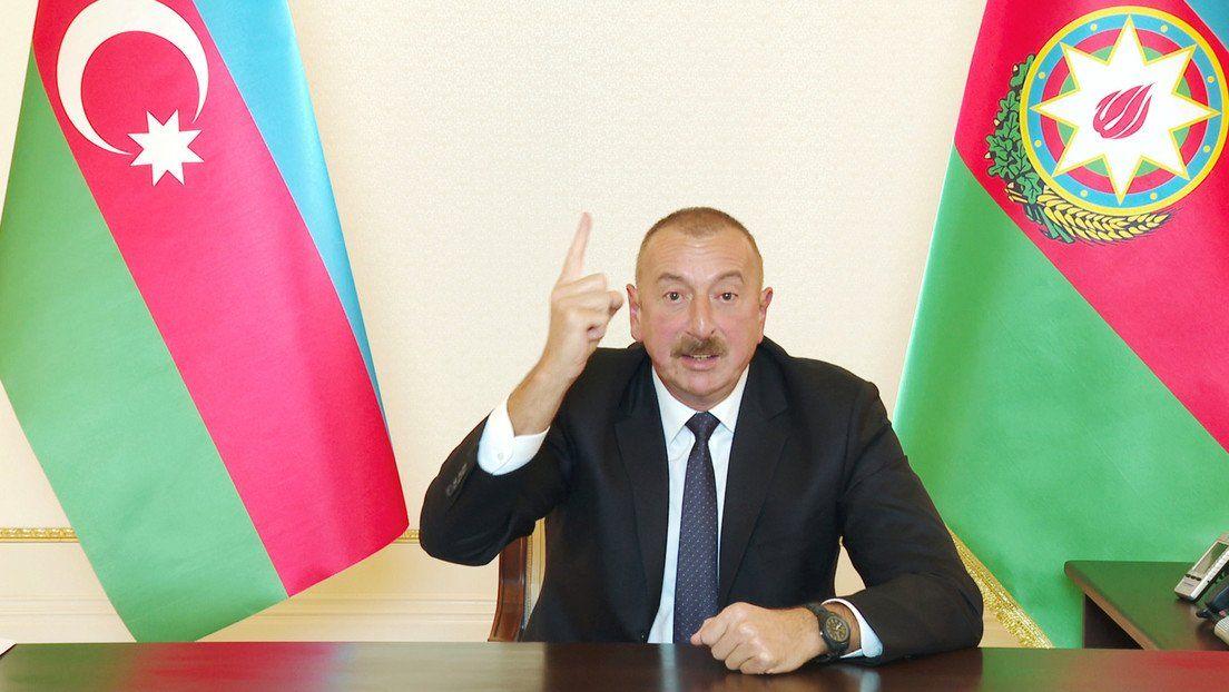 Presidente de Azerbaiyán