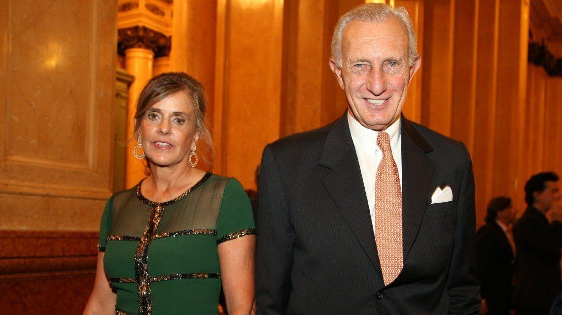 El empresario Jorge Neuss asesinó a su esposa y se disparó en la cabeza