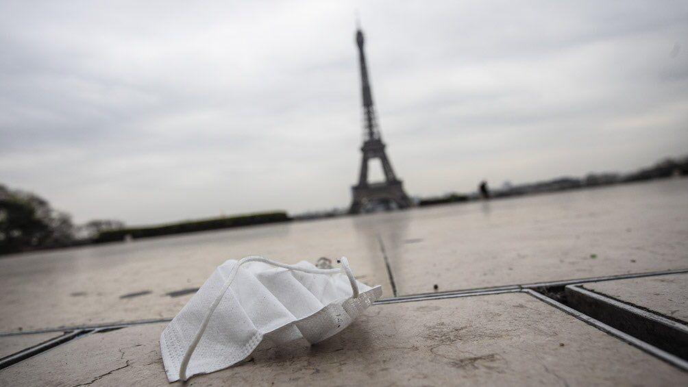 Recrudecen los casos de Covid-19 en Francia y refuerzan medidas de bioseguridad