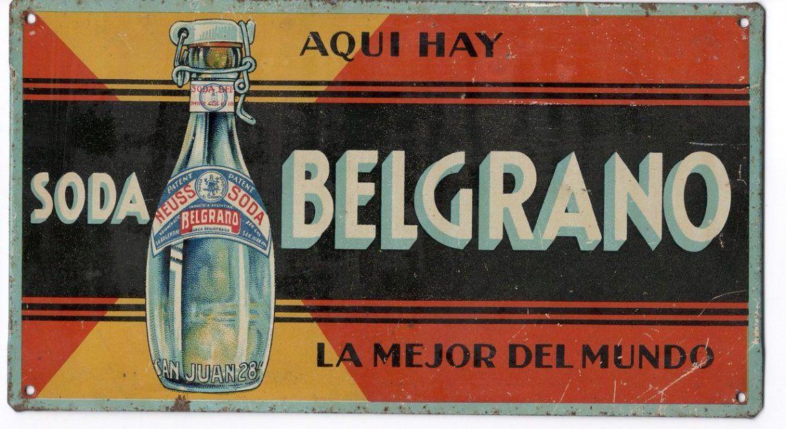 Soda Belgrano