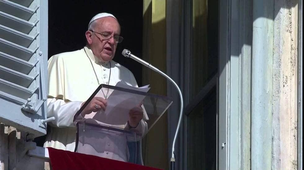 El Papa Francisco lamento los incendios forestales en Argentina y otros países