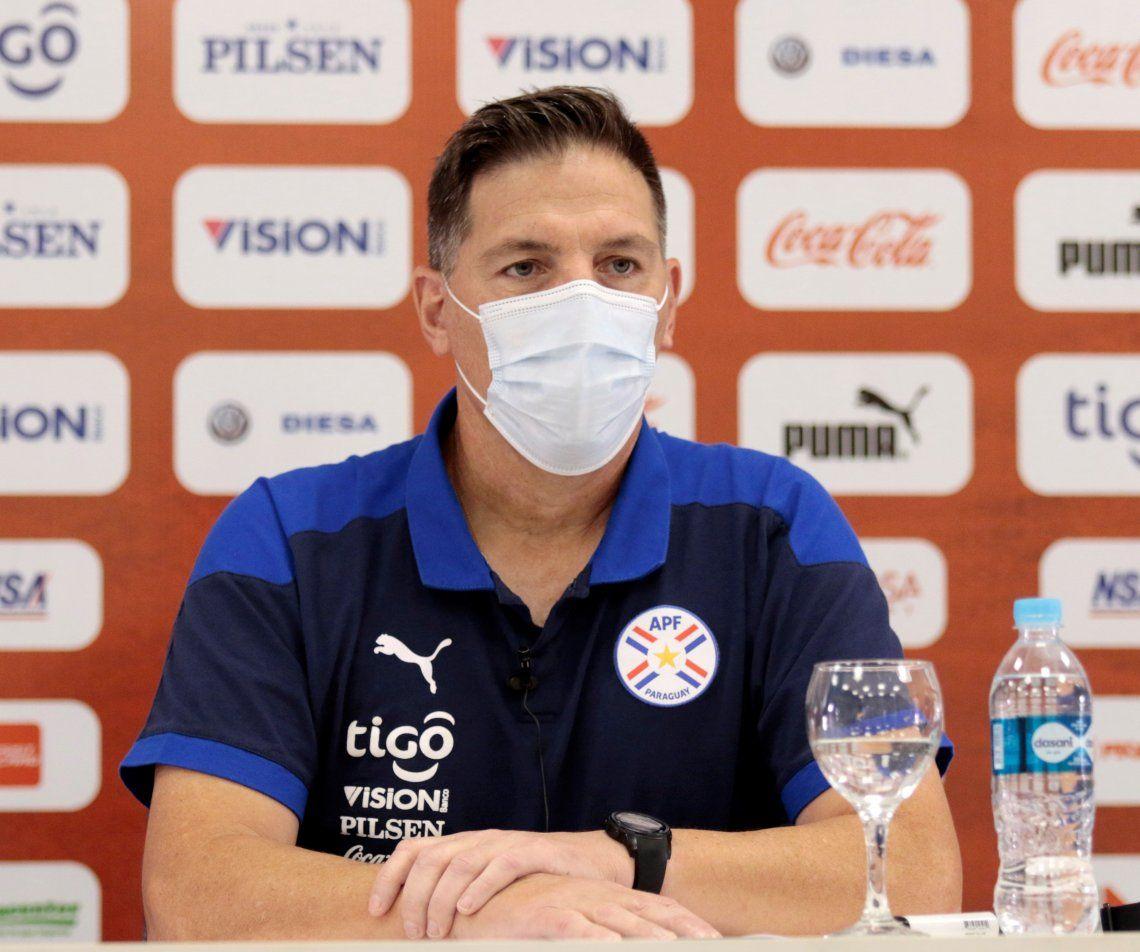 Paraguay visita a Venezuela en un choque de equipos que aún no ganaron
