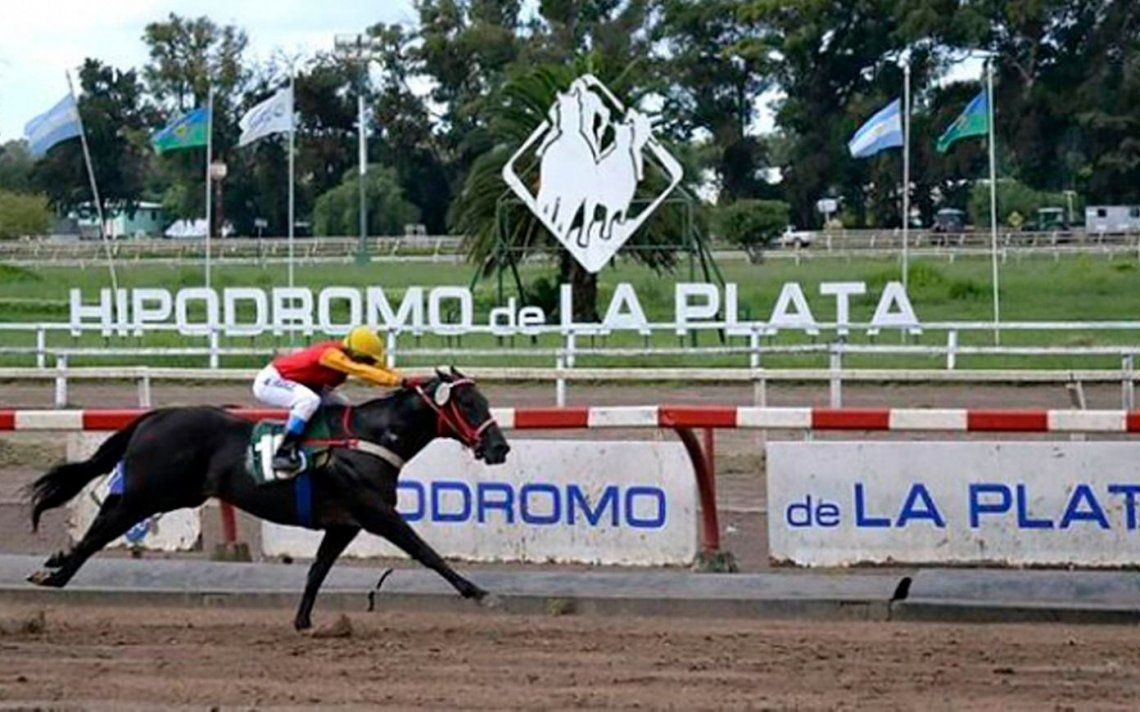 Programa de hoy para el Hipódromo de La Plata