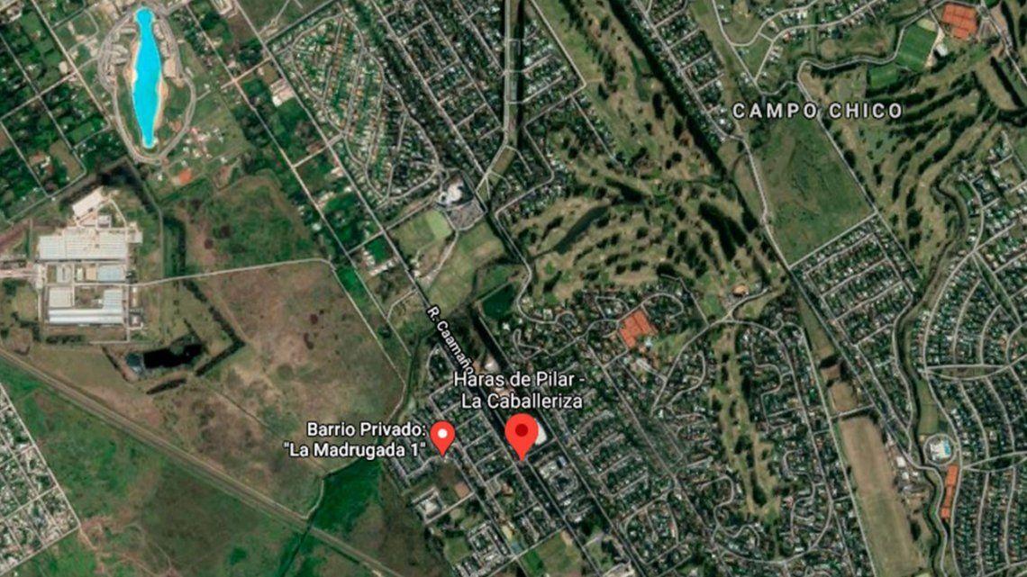 Pilar: Nueva toma de tierras detrás de los barrios Haras  La Caballeriza y La Madrugada