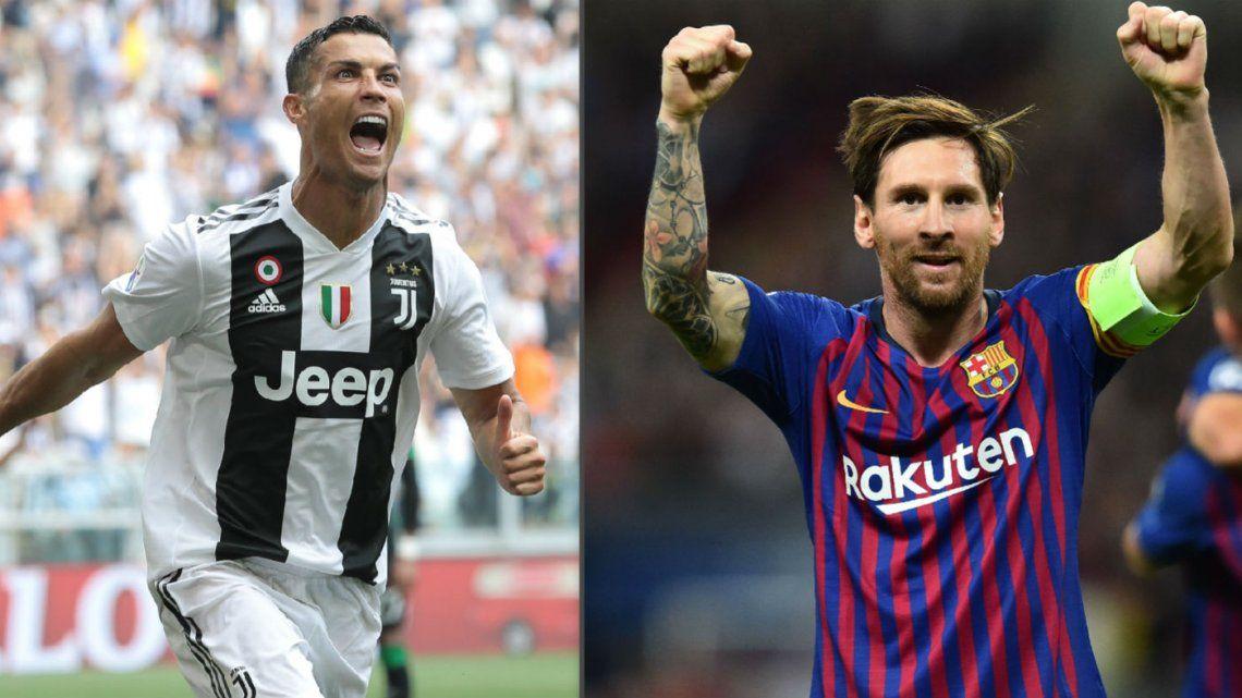 Cristiano Ronaldo dio positivo de Covid-19 ¿Se pierde el duelo contra Messi?