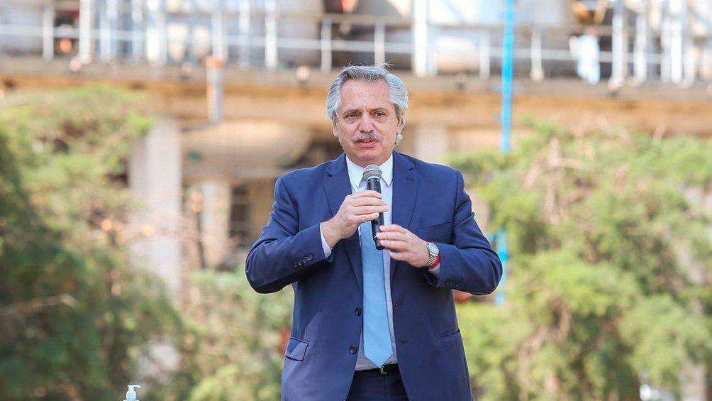 Alberto Fernández: Los últimos cuatro años son inexplicables