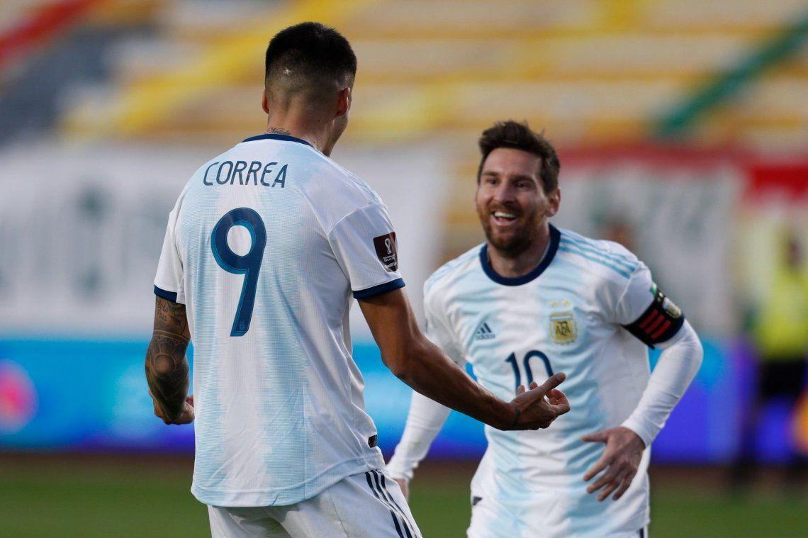 Histórico triunfo en la altura: Argentina se impuso a Bolivia por 2-1 tras 15 años