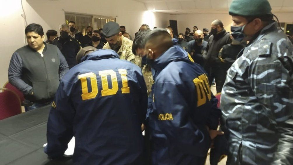 Cayó La Banda de la Cuarentena que cometió seis secuestros extorsivos