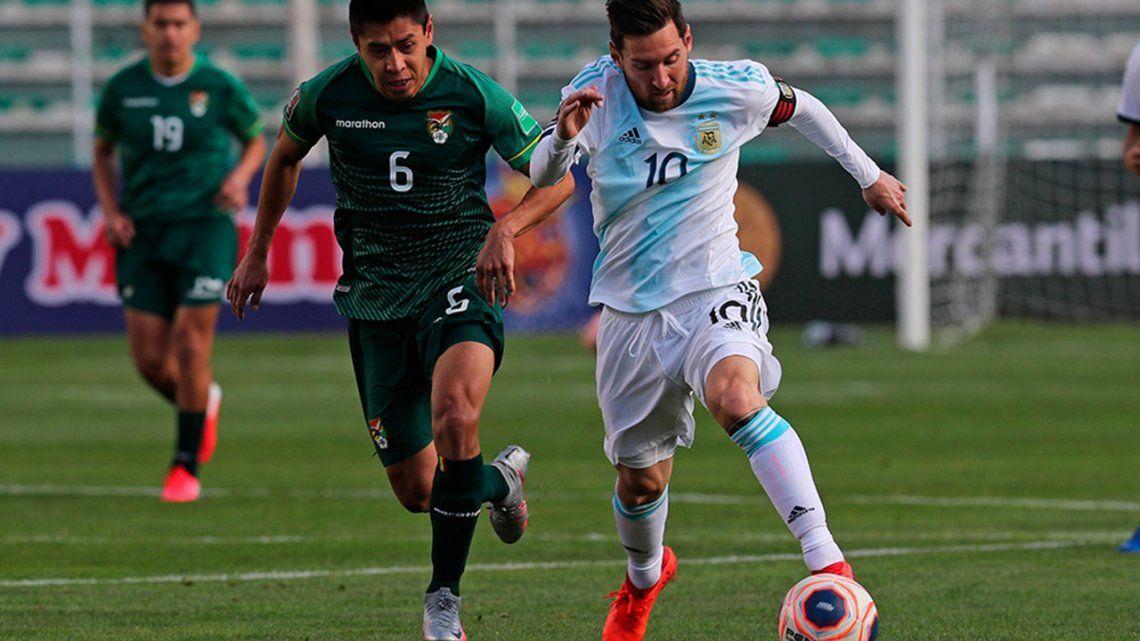 Lionel Messi: Aún queda muchísimo
