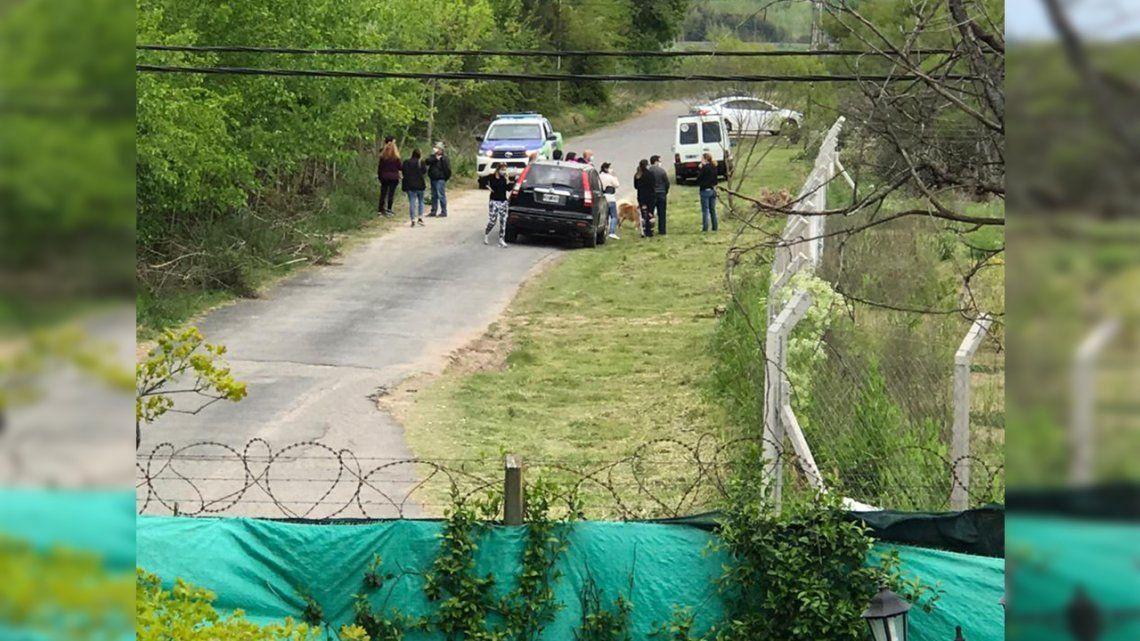 La Intendencia de Pilar evitó la ocupación de terrenos fiscales ubicados en la localidad de La Lonja y dispuso la custodia policial del lugar