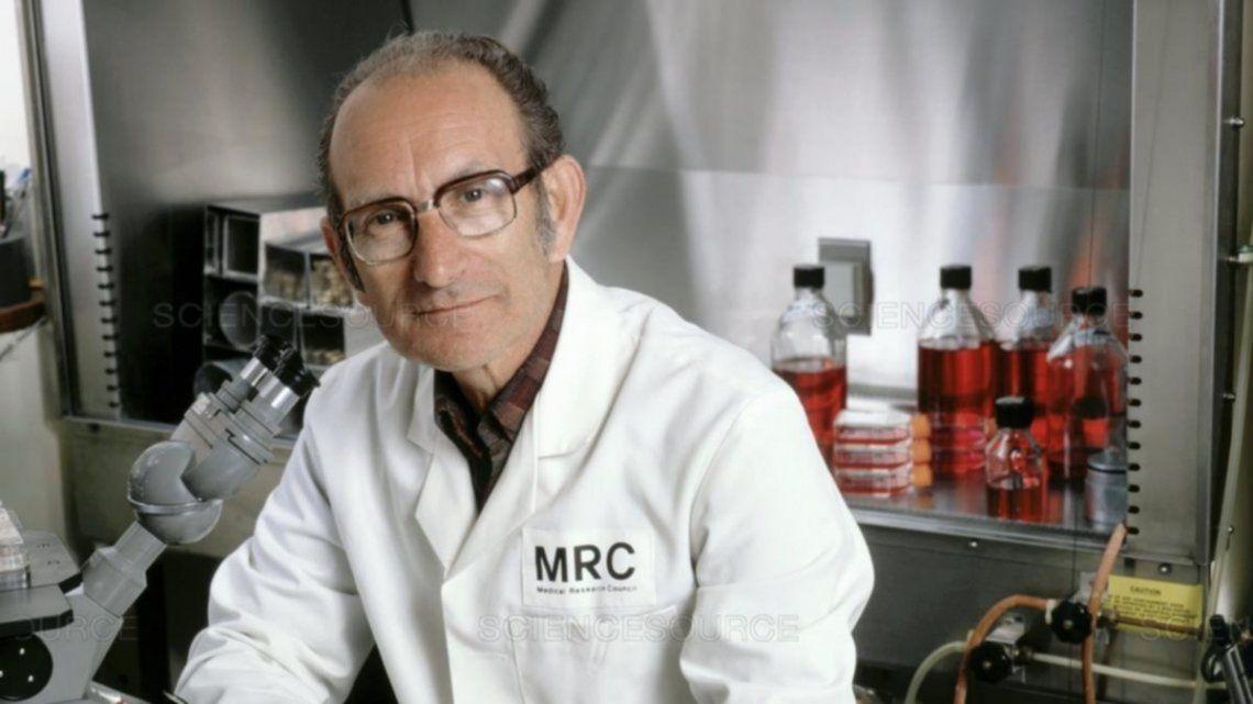 César Milstein (1927 - 2002) - Premio Nobel de Medicina 1984