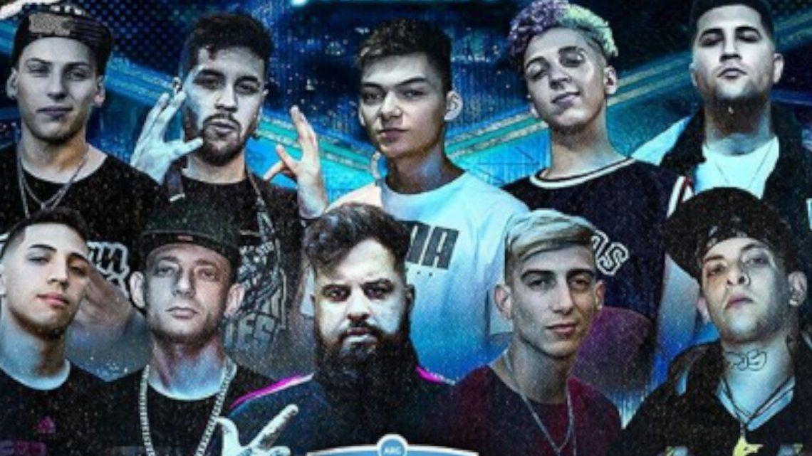 FMS anunció las batallas de la 3ra fecha del torneo de rap