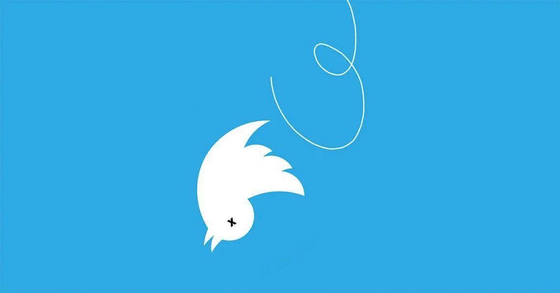 Se cayó Twitter y afectó a millones de usuarios