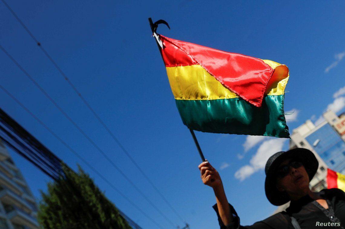 El domingo Bolivia elige un nuevo presidente