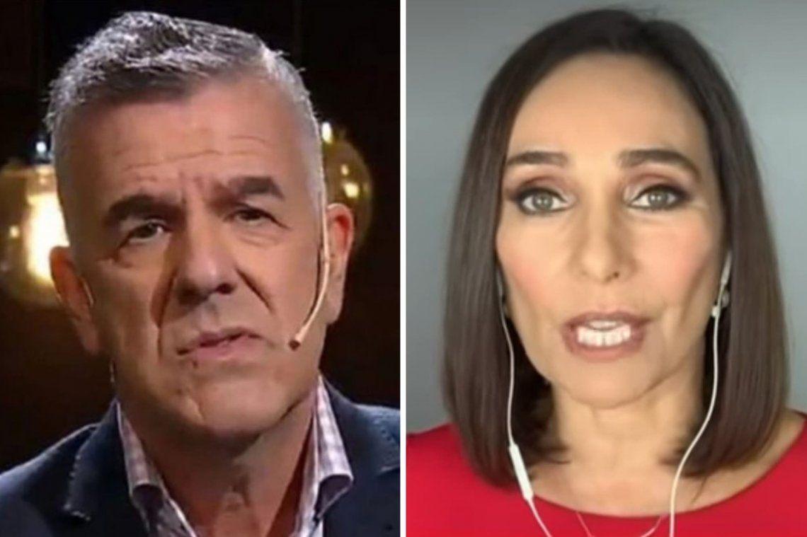 Lana Montalban denunció a Daddy Brieva ante el FBI