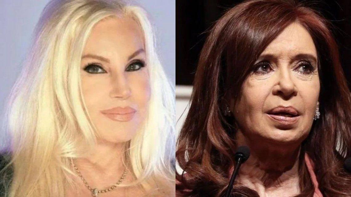 Susana Giménez y un acercamiento inesperado con Cristina Kirchner