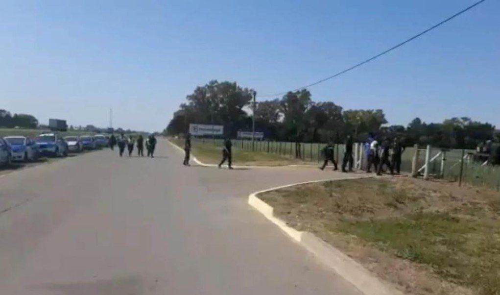 San Nicolás | Encuentran el cadáver mutilado de un trabajador rural asesinado a puñaladas