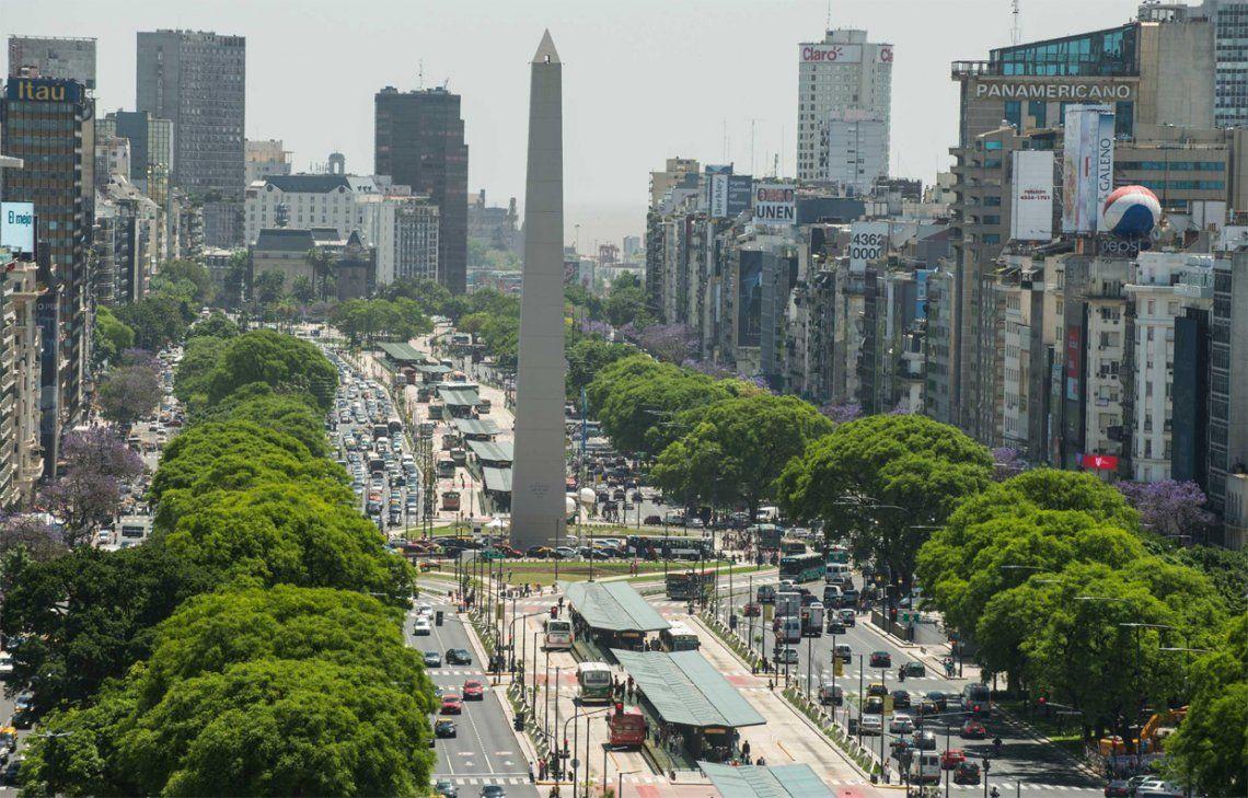 Día de Lealtad: cronograma de cortes de tránsito en la Ciudad de Buenos Aires