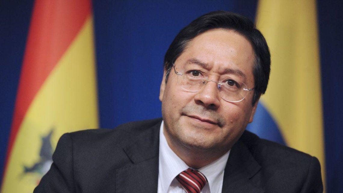 Elecciones en Bolivia: el candidato del MAS condenó el maltrato al diputado argentino