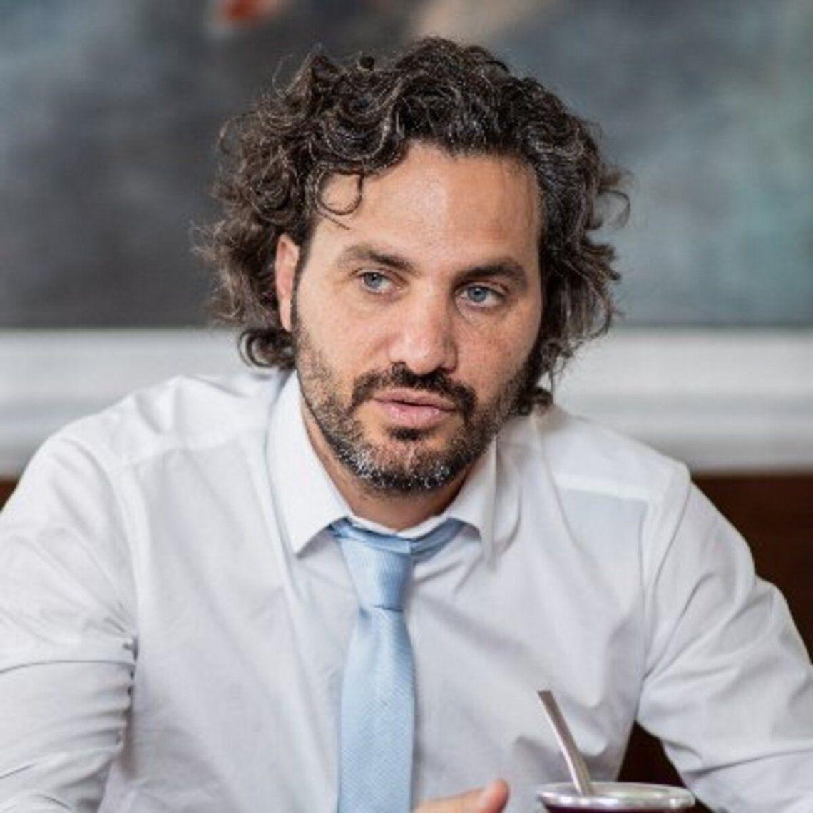 Cafiero rescató el shock de energía popular del 17 de octubre