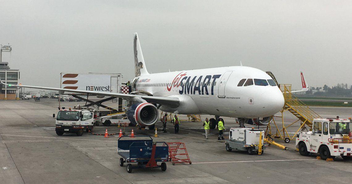 El próximo viernes vuelven los vuelos low cost: Arranca Jet Smart
